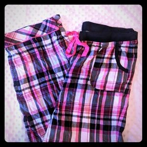 Victoria's Secret PJ pants XL. Wide leg & comfy!